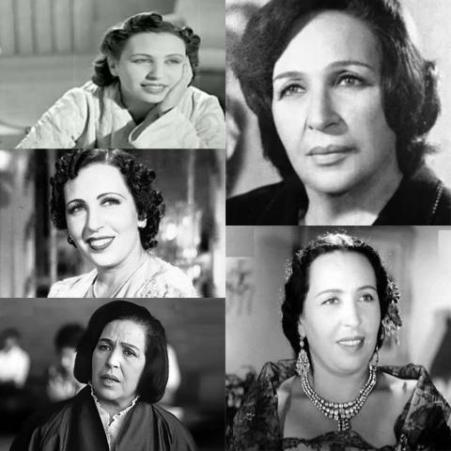 ذكرى رحيل راهبة الفن أمينة رزق