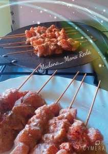 """طبخات بنت الشام"""" اسياخ الشيش المدخن"""""""