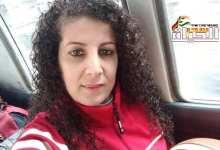 """صورة لاعبة السلة السورية علا اللوص """" زوجي الذي شجعني للعودة إلى الرياضة"""""""
