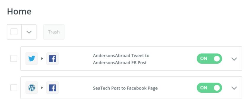 Posting to Facebook via Satellite is   Dead, Broken, Kaput