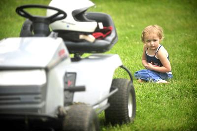 Lawnmower Races