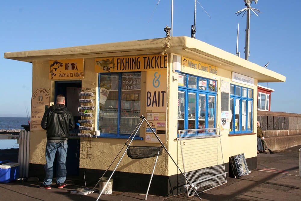 Bristol Channel Cod Fishing: West Coast Tackle