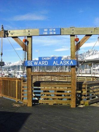 Catch of the day, Seward, Alaska