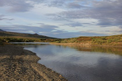 Kougarok River, Seward, Alaska