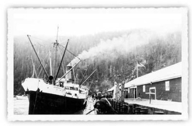 Alaska Steamship Co., 1920's