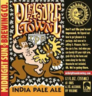 Pleasure Town IPA India Pale Ale