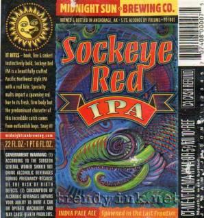 Sockeye Red IPA