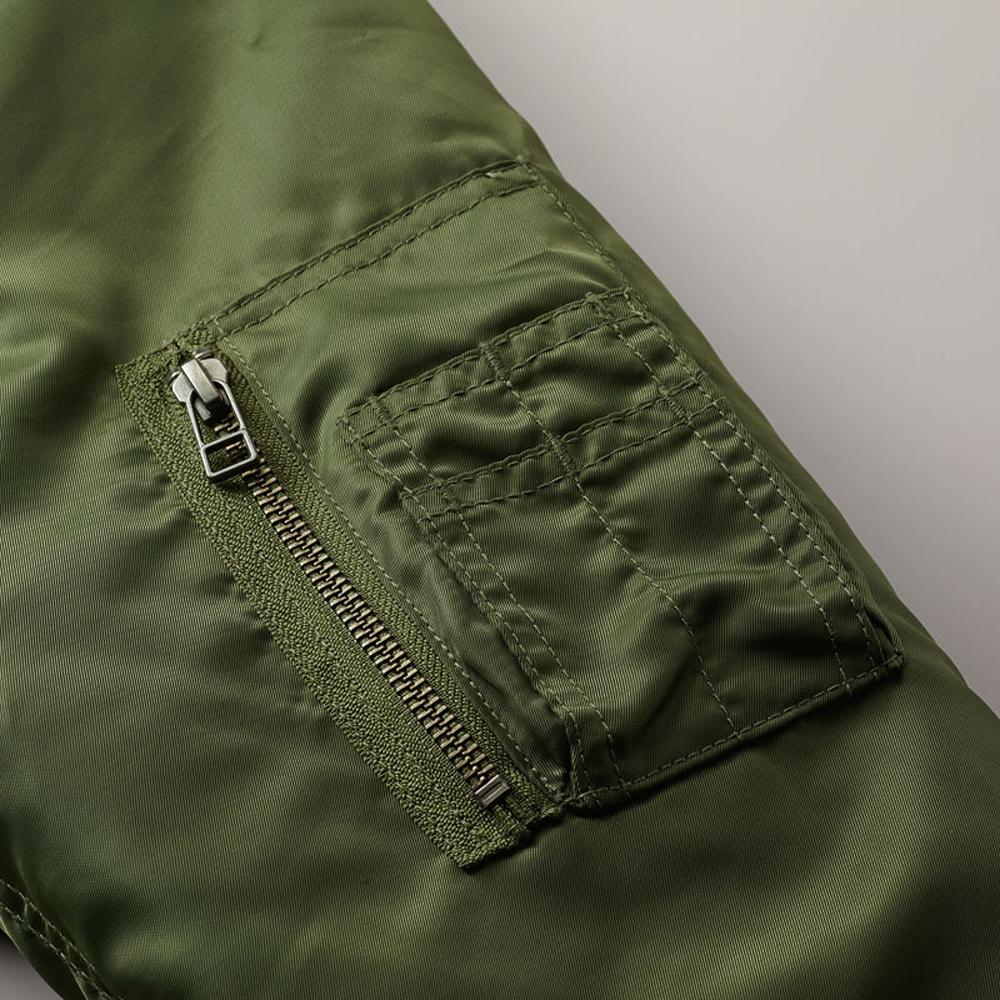 シガレット・ポケット(袖ポケット)