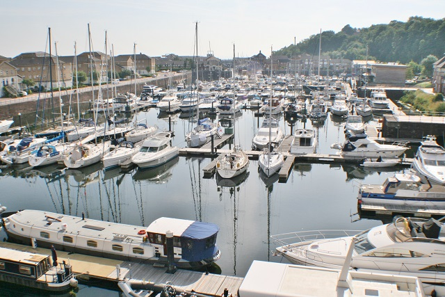 The Meridian, Penarth Portway, Penarth Marina, CF64 1SQ