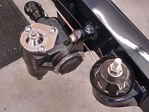 '32 steering
