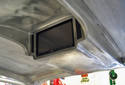 AVIC system head unit