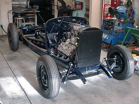 Deuce Chassis 1