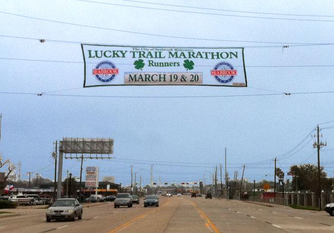 Street banner - 2011