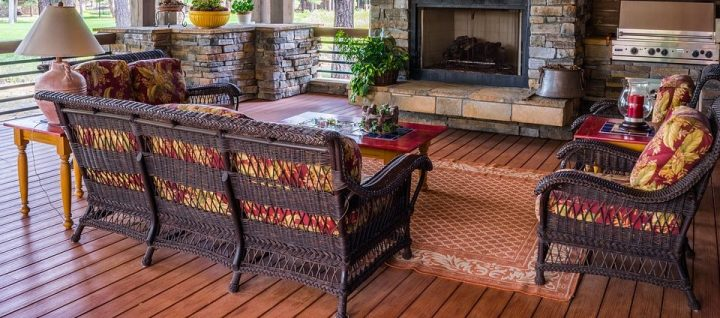 composite decking has excellent durability
