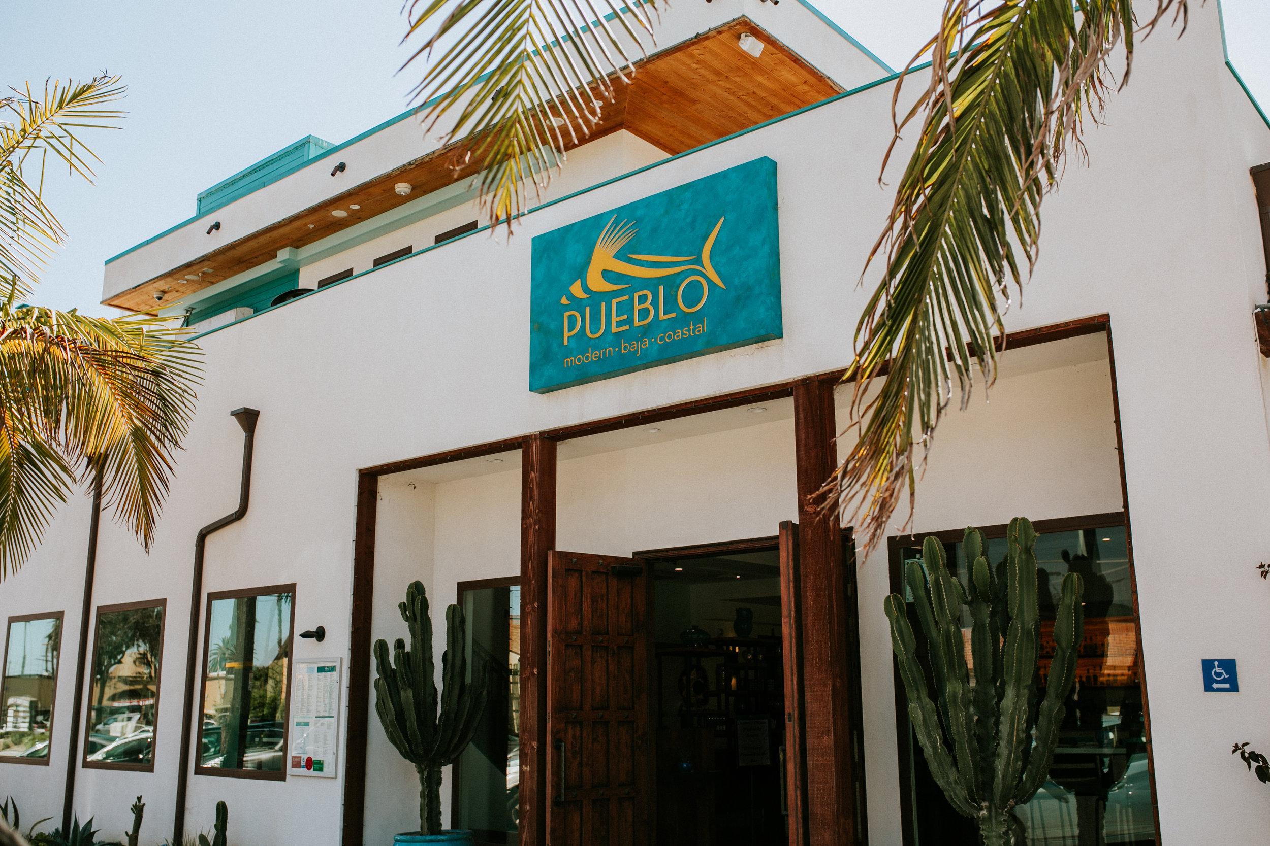 Pueblo… Bringing Baja To PB