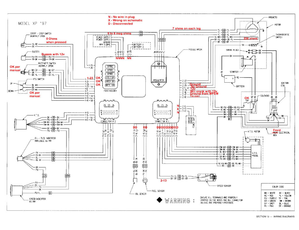 02 Ski Doo Wiring Diagram Electrical Diagrams Mpem With Portal U2022 700