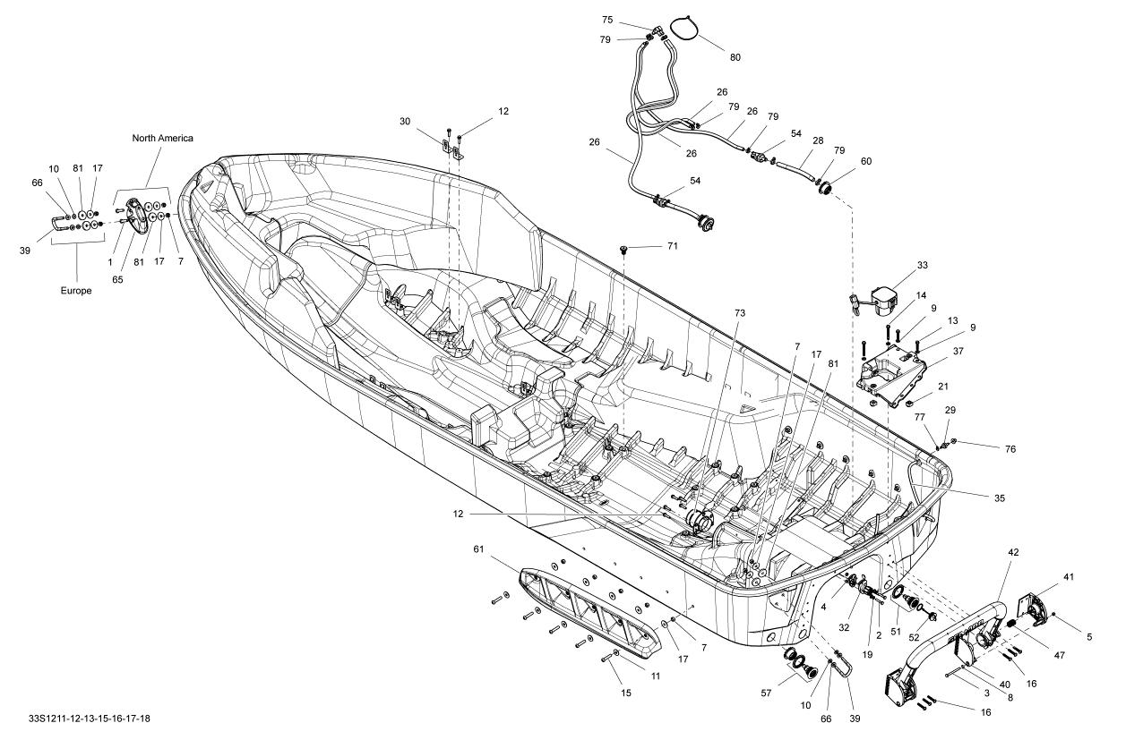 Boarding Step Is It Possible To Purchase Parts