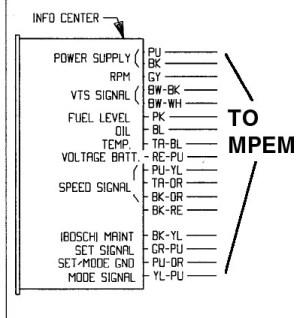 Seadoo Vts Wiring Diagram  Wiring Diagram And Schematics