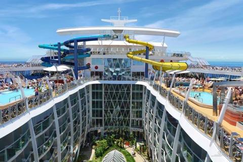 Royal Caribbean International vinner för 23:e gången