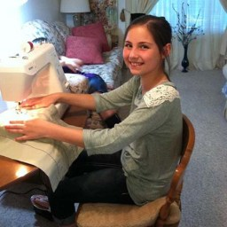 Kids Korner sewing 5