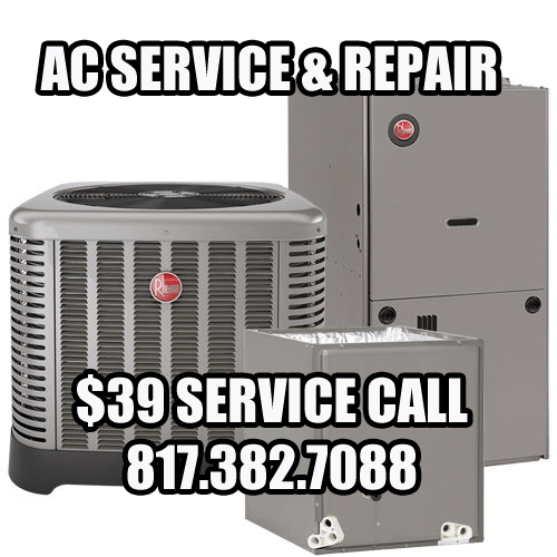 keller air conditioning repair