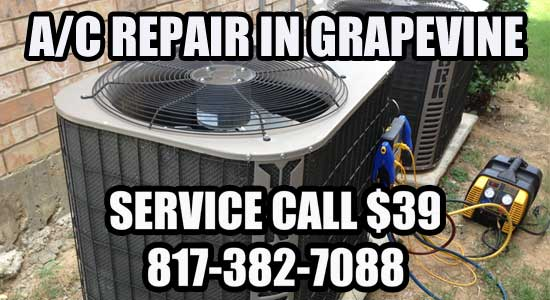 AC Repair Grapevine TX