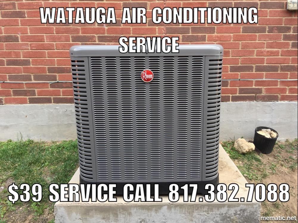 Watauga air conditioning repair 76148