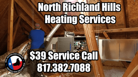 North Richland Hills Heating Repair