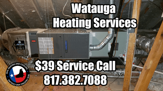 Watauga Heating Repair