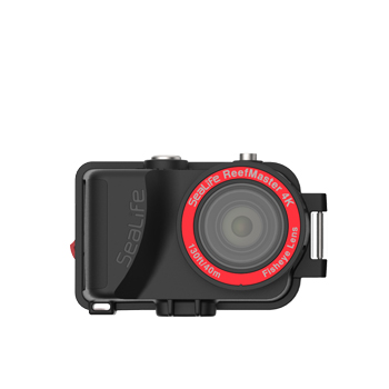 SeaLife ReefMaster 4k underwater camera