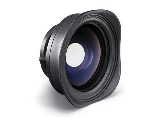 SeaLife fisheye lens for underwater camera
