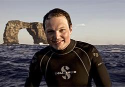 Underwater photographer Tobias Friedrich