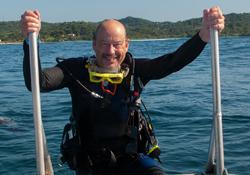 Lynn Miner of SeaLife underwater cameras