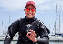 tobias sealife diving
