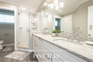 Bathrooms Gallery Bathroom Remodel Pine Tree by Sea Light Design-Build