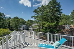 Gallery - Canal Drive Deck Addition in Millsboro DE
