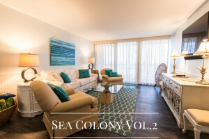 Sea Colony Renovation Vol.2 by Sea Light Design-Build