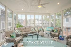 Hollywood Street Sunroom Addition Gallery by Sea Light Design-Build