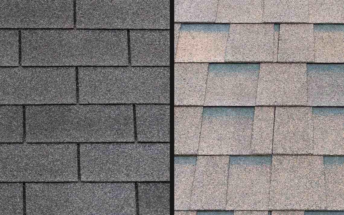 Architectural Shingles Vs 3 Tab Shingles Seal Roofing