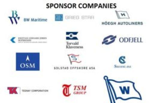 Sponsor companies for NSA Scholar. BW Maritime. Grieg Star. Hoegh Autoliners. KGJS. Torvald Klaveness. Odfjell. OSM. Solstad Offshore. Solvang ASA. Teekay Corporation. TSM Group. Wilhelmsen.