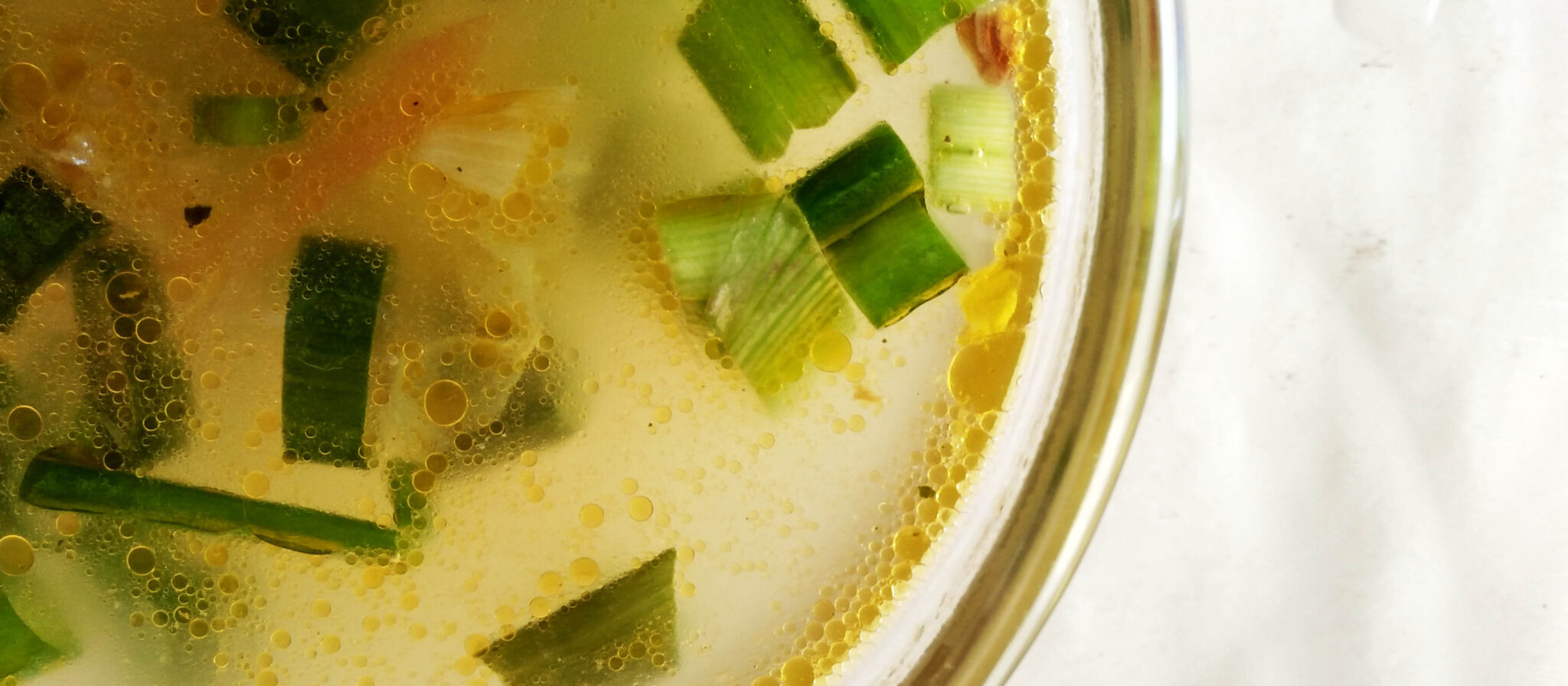 Seaman Memories. Today's Menu: Soup.