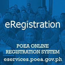 POEAOnline Registration System