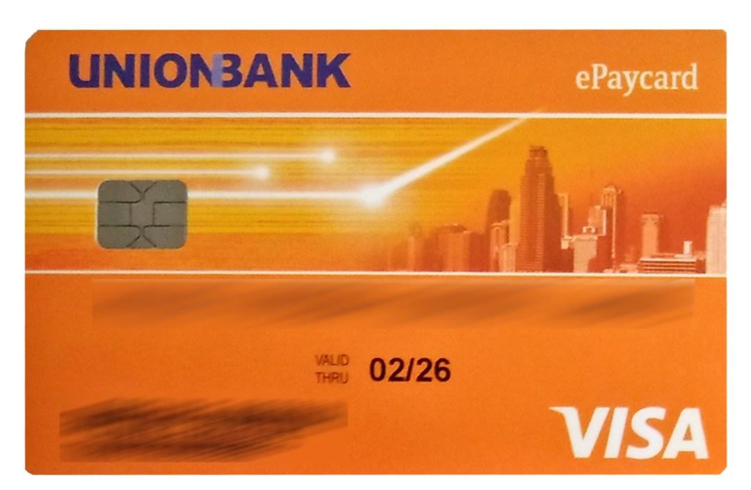 UnionBank Cash Card