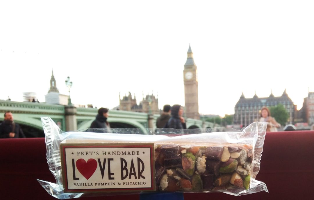 Travelling to London makes you fall in Love with the Place