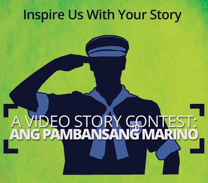 MARINA 45th Anniversary Ang Pambansang Marino Video Competition.