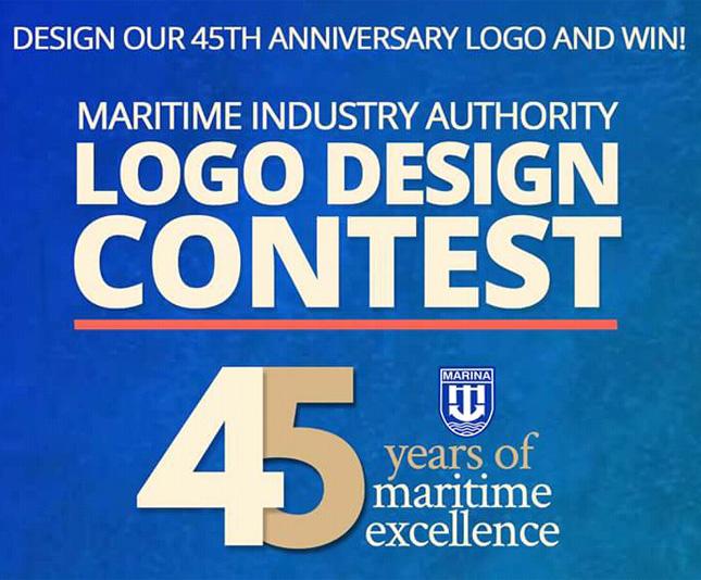 MARINA 45th Anniversary Logo Design Competition