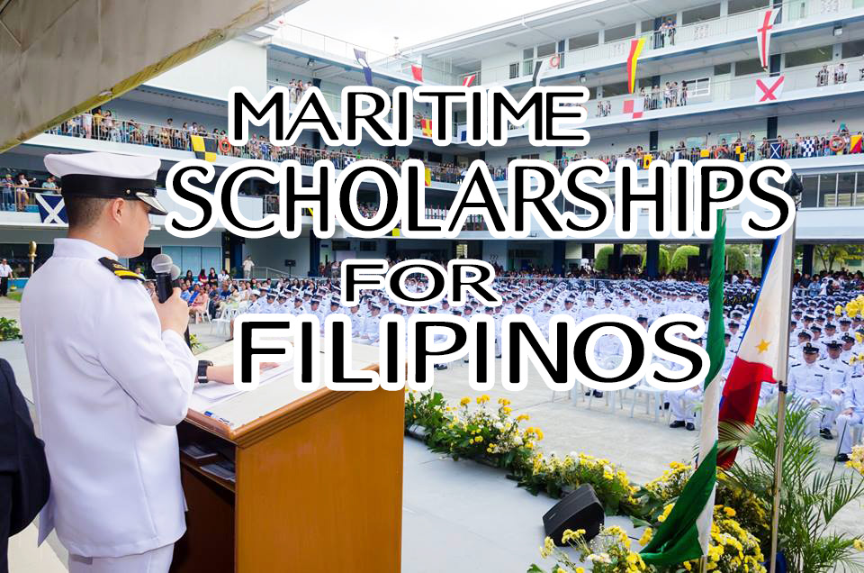 Maritime Scholarships for College Students in the Philippines