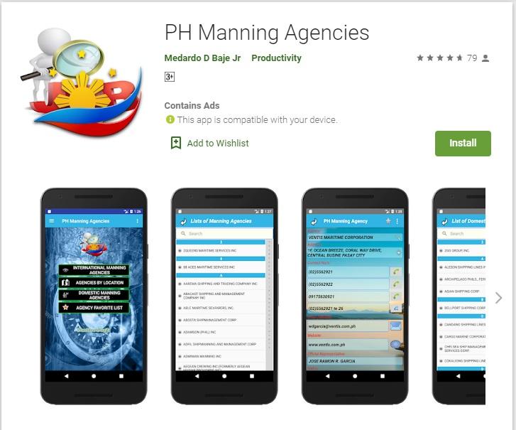 PH Manning Agencies App