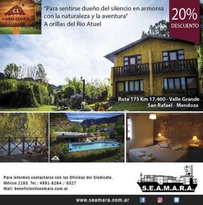 Cabañas Mendoza