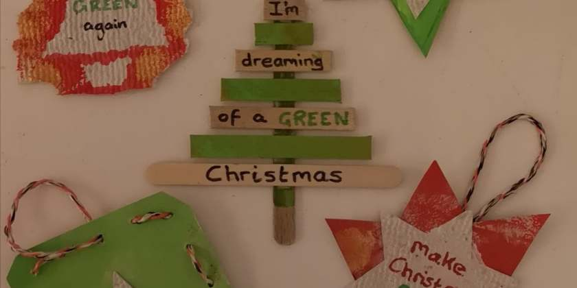 I'm Dreaming of a green Christmas part 2